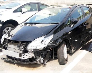 交通事故施術